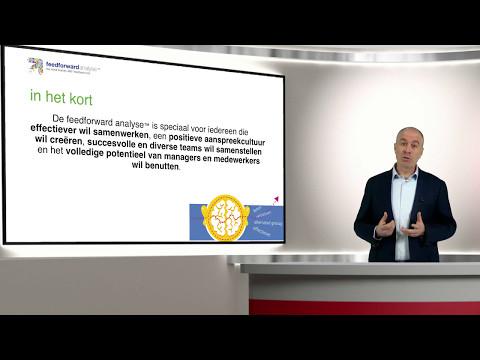 Wat is de feedforward analyse en rapportage en hoe werkt het in de praktijk?