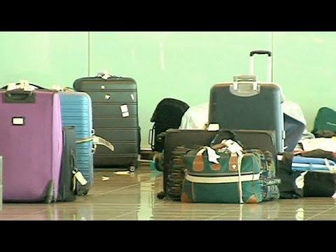 Βαρκελώνη: 2000 βαλίτσες έφτασαν με πολυήμερη καθυστέρηση