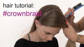 מדריך שיער: צמת כתר