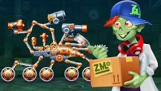 ЗОМБИ - ИНЖЕНЕРЫ ► Zombie Motors |1| Прохождение