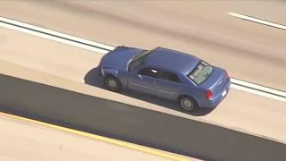 Watch Live: Chrysler Leads Pursuit in Downtown LA Area  | NBCLA