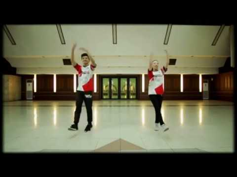 , title : 'VIA VALLEN 'MERAIH BINTANG' DANCE IN PUBLIC | ASIAN GAMES 2018 OFFICIAL SONG | Choreo by  GenRe'