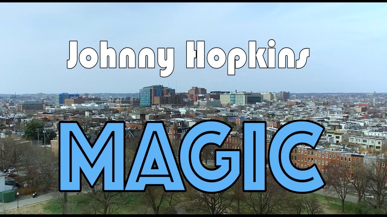 Johnny Hopkins Magic