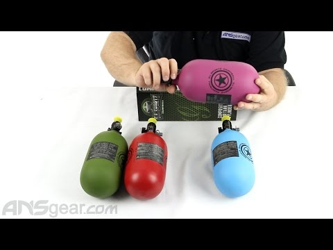 GI Sportz 68/4500 Compressed Air Paintball Tank – Review
