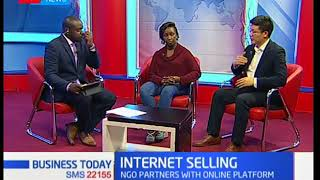 Internet Selling: NGO partners with online platform
