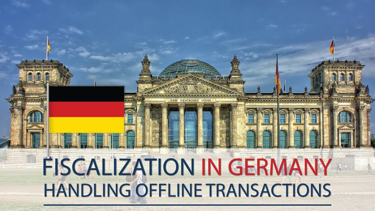 Fiscalization in Germany: Handling offline transactions