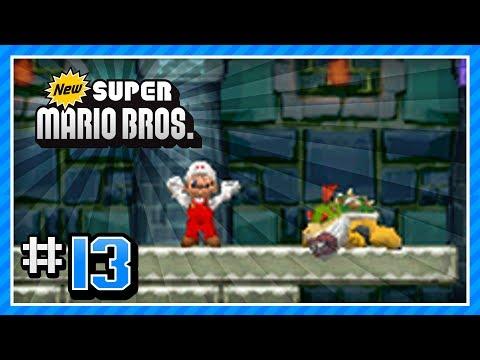 New Super Mario Bros  Walkthrough - (DS) 100% - World 5-1, 5-2, 5-3