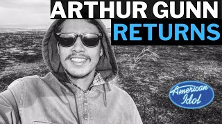 Arthur Gunn Comes Back to American Idol 2021 | How to Vote Now