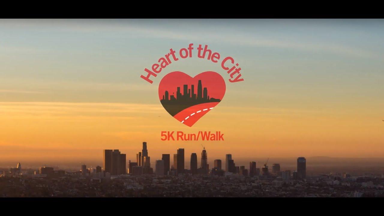 Heart Of The City 5K