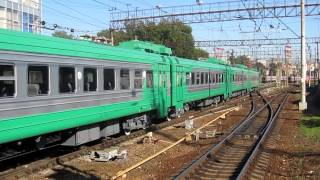 Новый электропоезд — экспресс до Орехово-Зуево