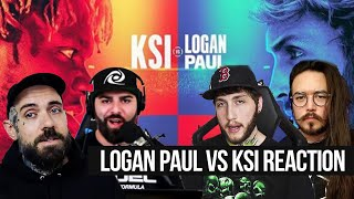 KSI Vs Logan Paul 2 Recap Stream with Keemstar and Faze Banks