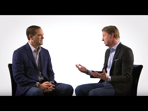 Watch as Cisco CEO Chuck Robbins and Ericsson President and CEO Hans Vestberg talk about the new partnership