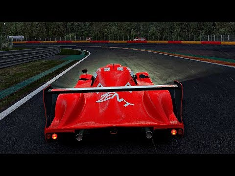 Project CARS 2 - Gameplay Toyota TS020 GT-ONE @ Spa-Francorchamps [4K 60FPS ULTRA]