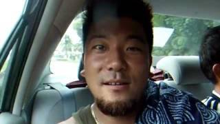 preview picture of video 'アキーラさん!ブルネイでヒッチハイク2!ジュルドンパーク周辺!Brunei'