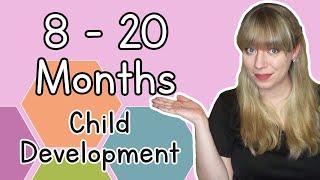 8 - 20 Months | Child Development | EYFS