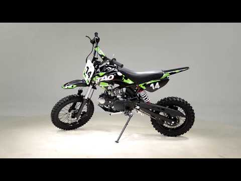 2017 Taotao USA DB14 DirtBike in Jacksonville, Florida - Video 1