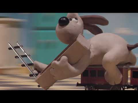 Wallace & Gromit's Musical Marvels - Aardman trailer