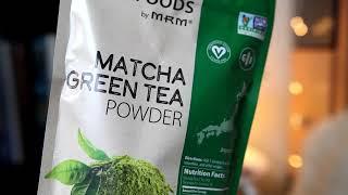 ماتشا شاي اخضر من ايهيرب و الذ لاتيه MATCHA TEA