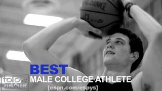 Vote Jimmer for the ESPYS!