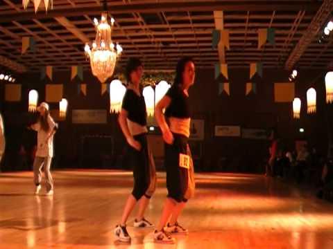 Streetdance Duo Cuijk 2007