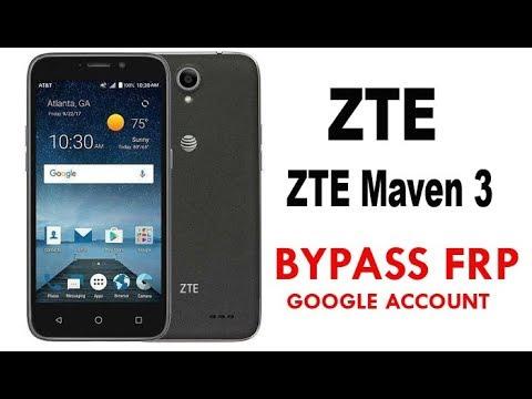 ZTE Z835 FRP bypass | ZTE Z835, Z971, Z981, Z982 FRP bypass