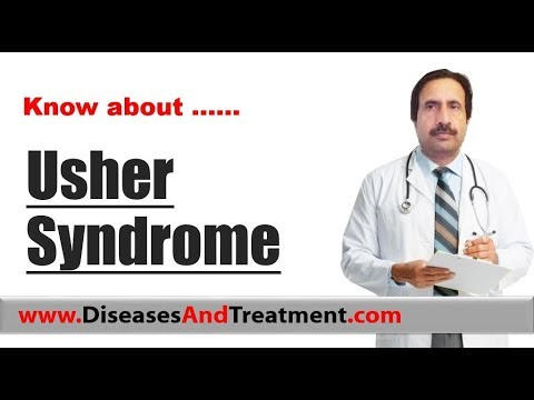 Download Usher Syndrome :  Causes, Diagnosis, Symptoms, Treatment, Prognosis Mp4 HD Video and MP3