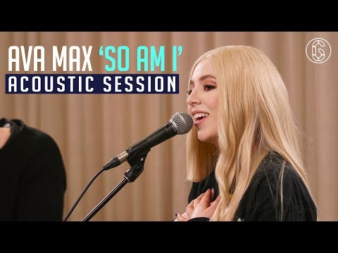 Ava Max - So Am I (Acoustic Performance) | 6CAST - 6Cast