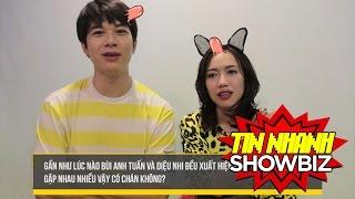 Tin nhanh Showbiz - Phanh phui HỢP ĐỒNG HÔN NHÂN của DIỆU NHI - ANH TÚ
