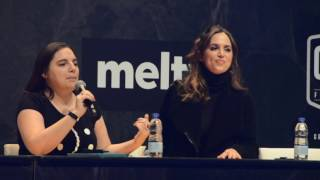 Eliza Dushku à la Comic Con De Paris 2016 (Faith dans Buffy Contre Les Vampires