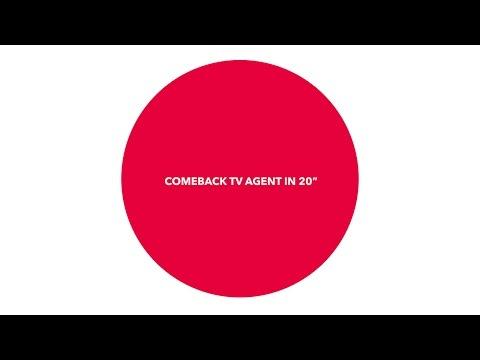 Sunrise ComeBack TV Agent in a nutshell \u2013 Sunrise