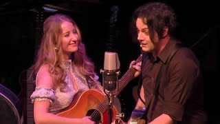 I'm Lonely (But I Ain't That Lonely Yet) - Jack White & Margo Price - 10/15/2016