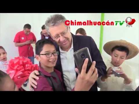 Inauguramos nuevas instalaciones de la Escuela Primaria Gonzalo López Cid