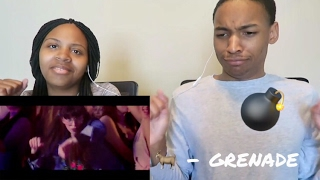 GOAT - Grenade (Official Video) **REACTION**