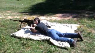 Matthew barrett 50 caliber