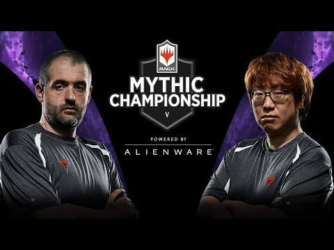 William Jensen vs. Ken Yukuhiro - Round 10 - Mythic Championship V