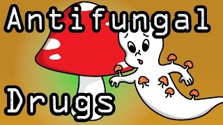 Antifungal Drugs - Learn with Visual Mnemonics!