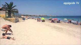 preview picture of video 'appiguide pilar de la horadada costa blanca spain'