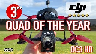 "3"" QUAD OF THE YEAR - iFlight DC3 DJI Digital Quad - BEST REVIEW & FLIGHTS"