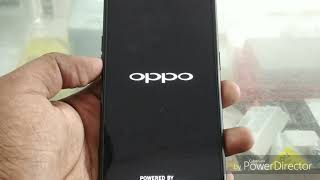 Oppo F9 CPH1823 Pin Pattern FRP Lock Reset MRT Dongle With