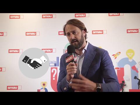 Smau Padova 2017 - Intervista a Francesco Baroncelli di Clouditalia