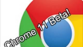 Google Chrome 11 Beta Released! New Google Logo, GPU-Accelerated 3D CSS & HTML5 Speech Input API!
