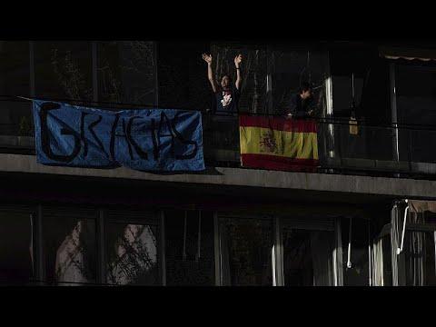 Ισπανία – COVID-19: 551 νεκροί, 19.130 συνολικά – Στα 182.816 τα κρούσματα…
