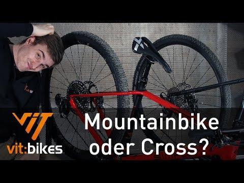 MTB vs. Cross - Welches Rad für welchen Einsatz? - vit:bikesTV