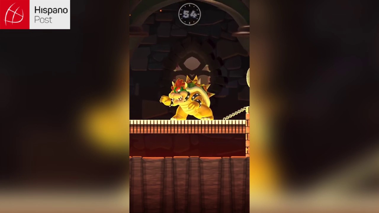 11 17 16 Fans de Mario Bros ahora podrán jugarlo en sus teléfonos y tabletas