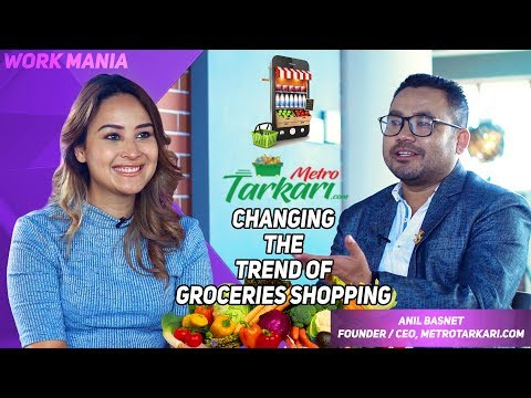 CHANGING THE TREND OF GROCERIES SHOPPING | METRO TARKARI | WORK MANIA WITH ITCHYA KARKI | YOHO TV HD