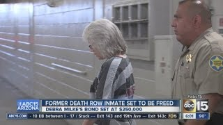 Former death row inmate set to be freed