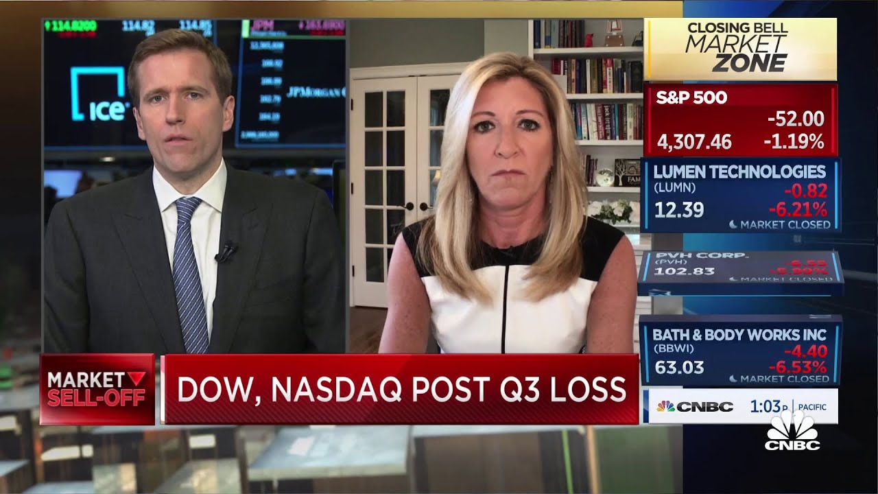 Markets take another spill into September's close thumbnail
