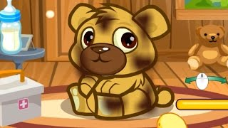 Baby Dora Care Baby Bears - Dora the Explorer - Dora Game New Episodes 2015 HD