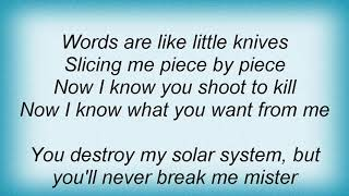 Apulanta - Bring Me Down Lyrics