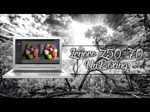 Lenovo IdeaPad Z50 - 70 laptop unboxing │ kicsomagolás